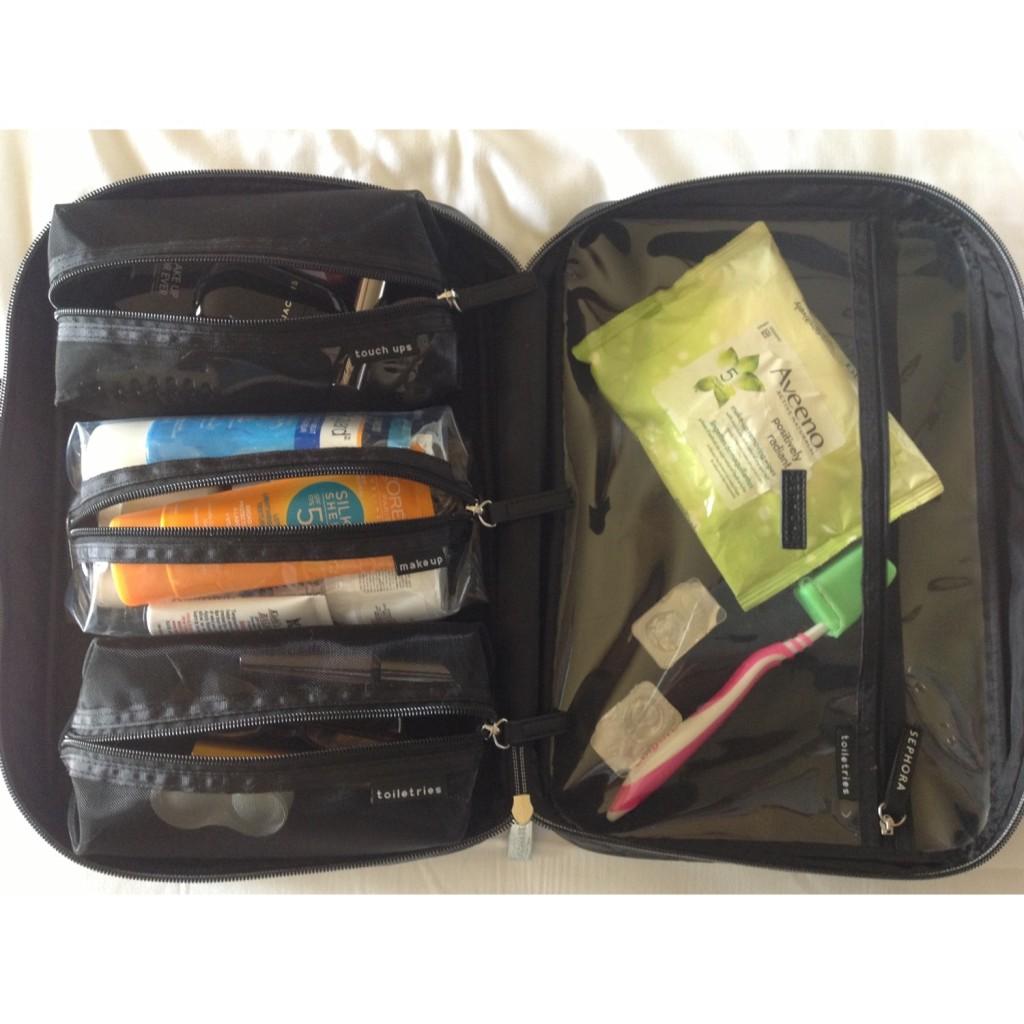 Sephora Collection travel bag
