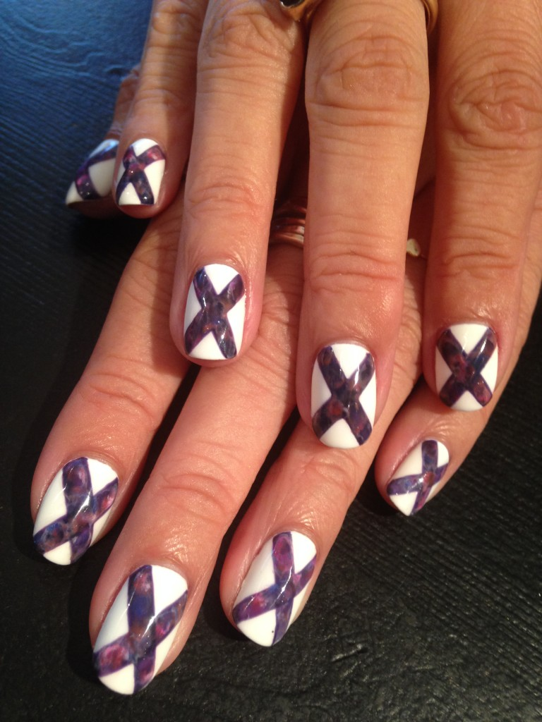 nail art X