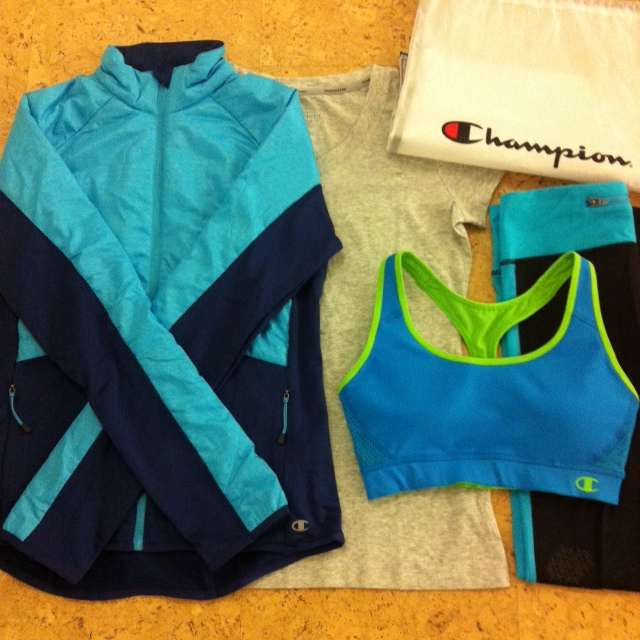 Champion fitness gear