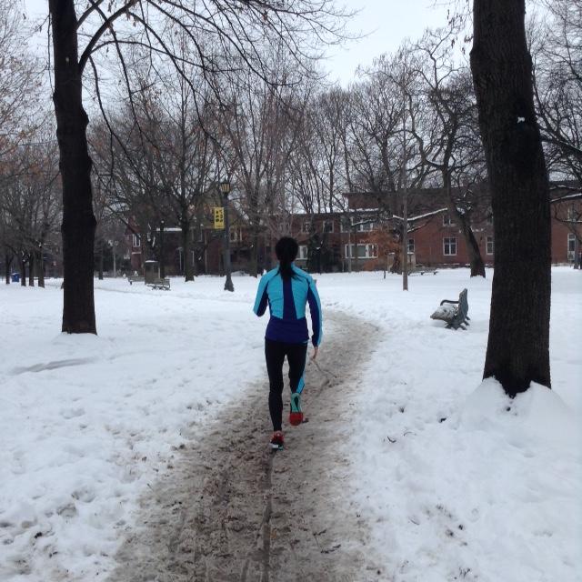 winter Champion gear run
