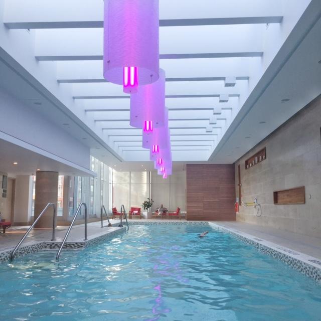 Shangri-La pool