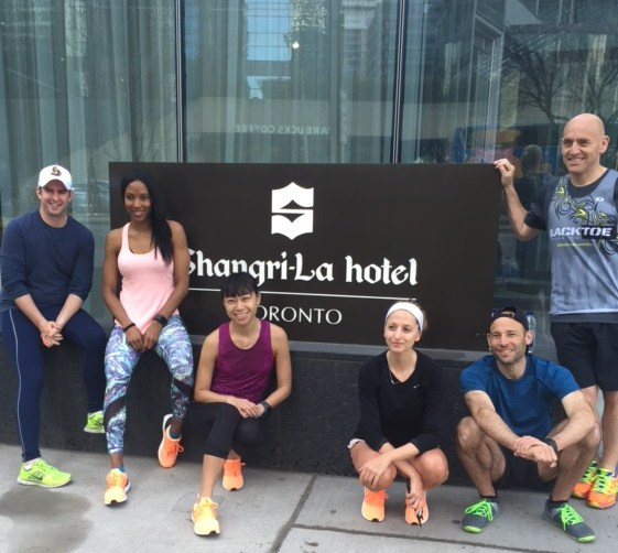Shangri-La group run