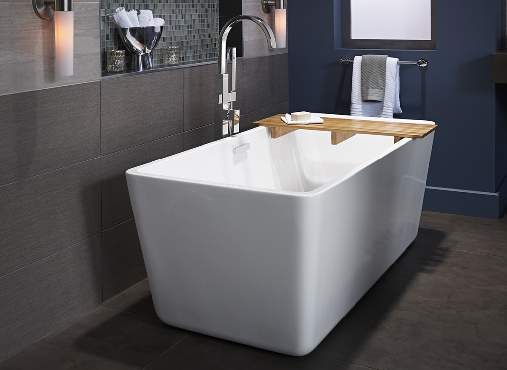 AS Loft Freestanding Tub - Lifestyle1