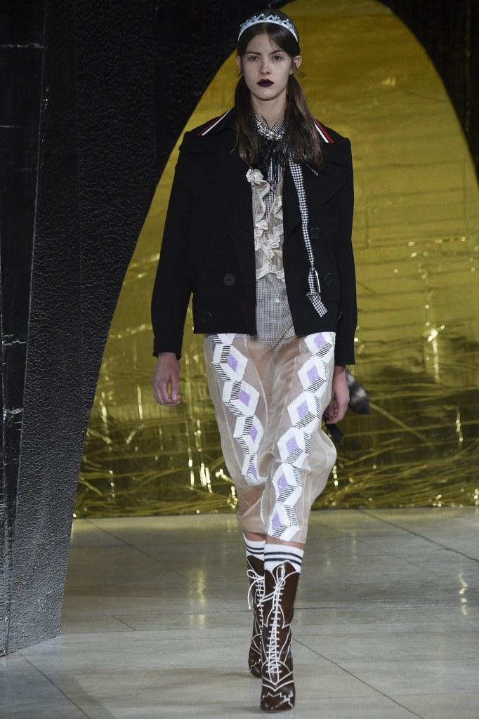 Miu Miu SS16 style.com look 37