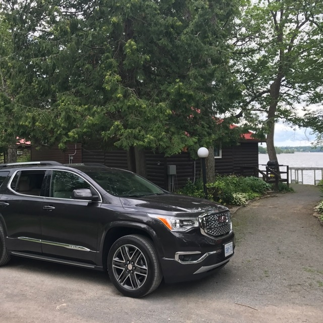 GMC Acadia at Viamede Resort