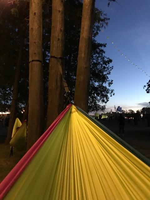 WayHome 2017 MEC hammock
