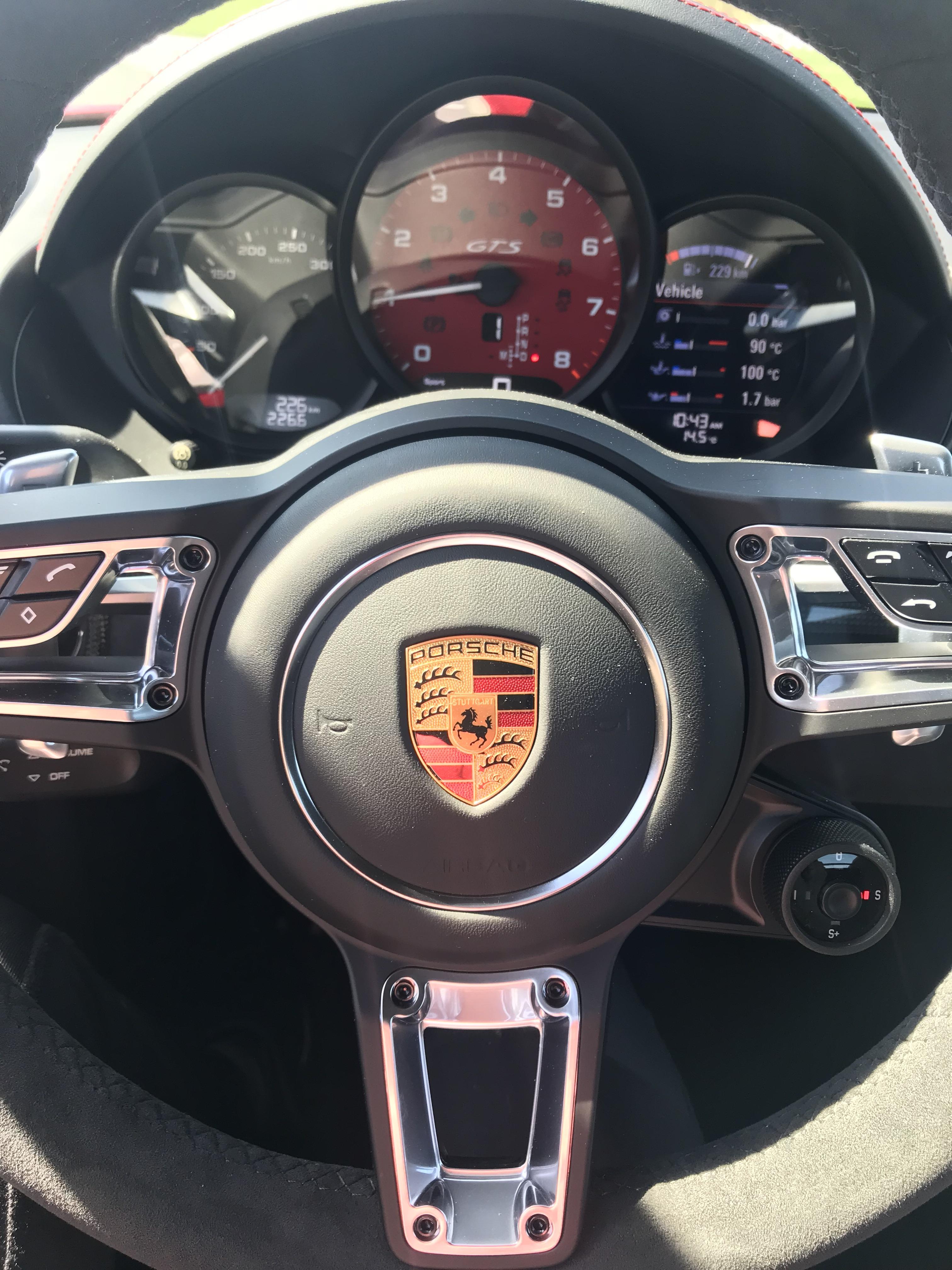 Porsche Experience 2