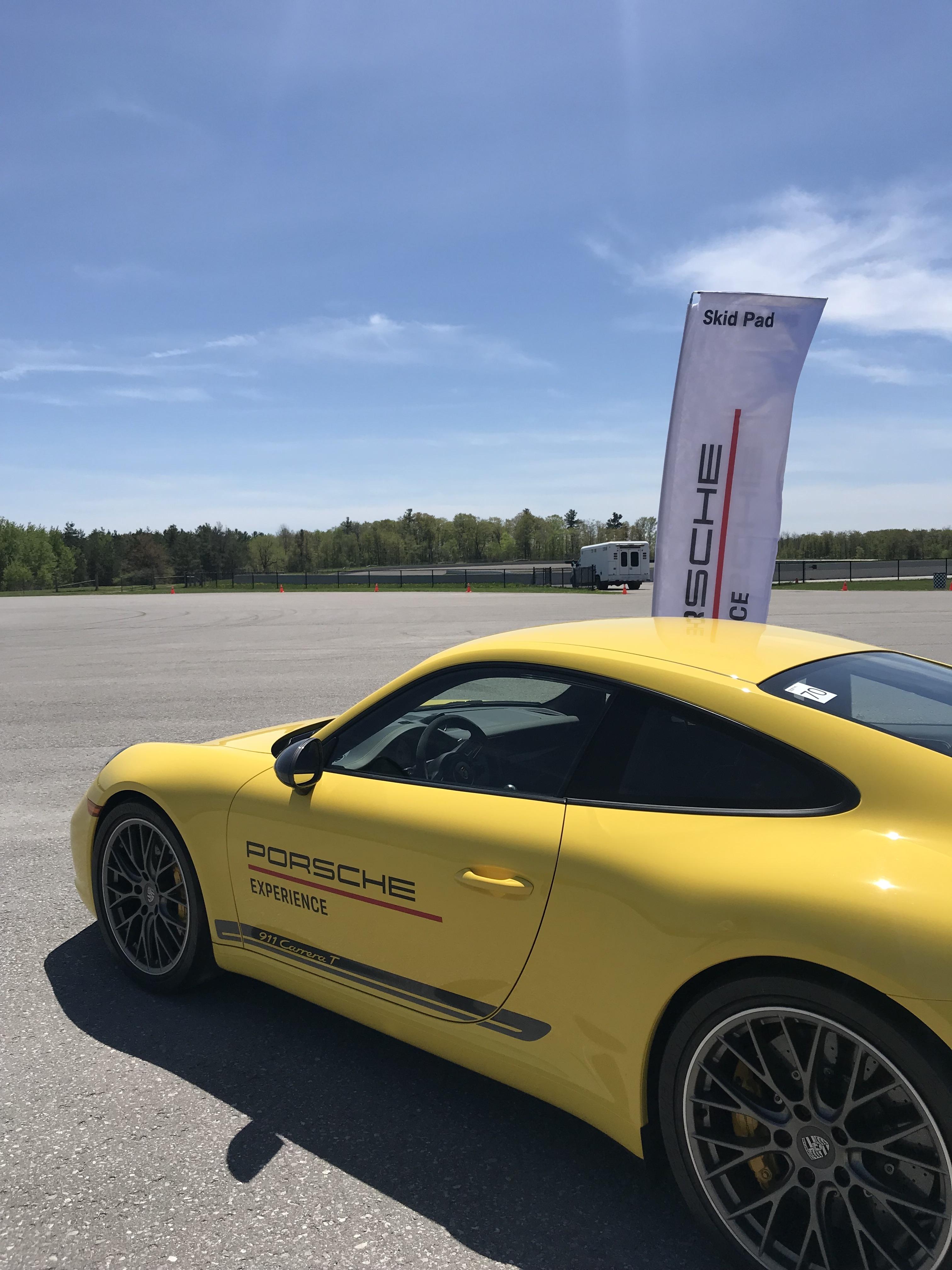 Porsche Experience 3
