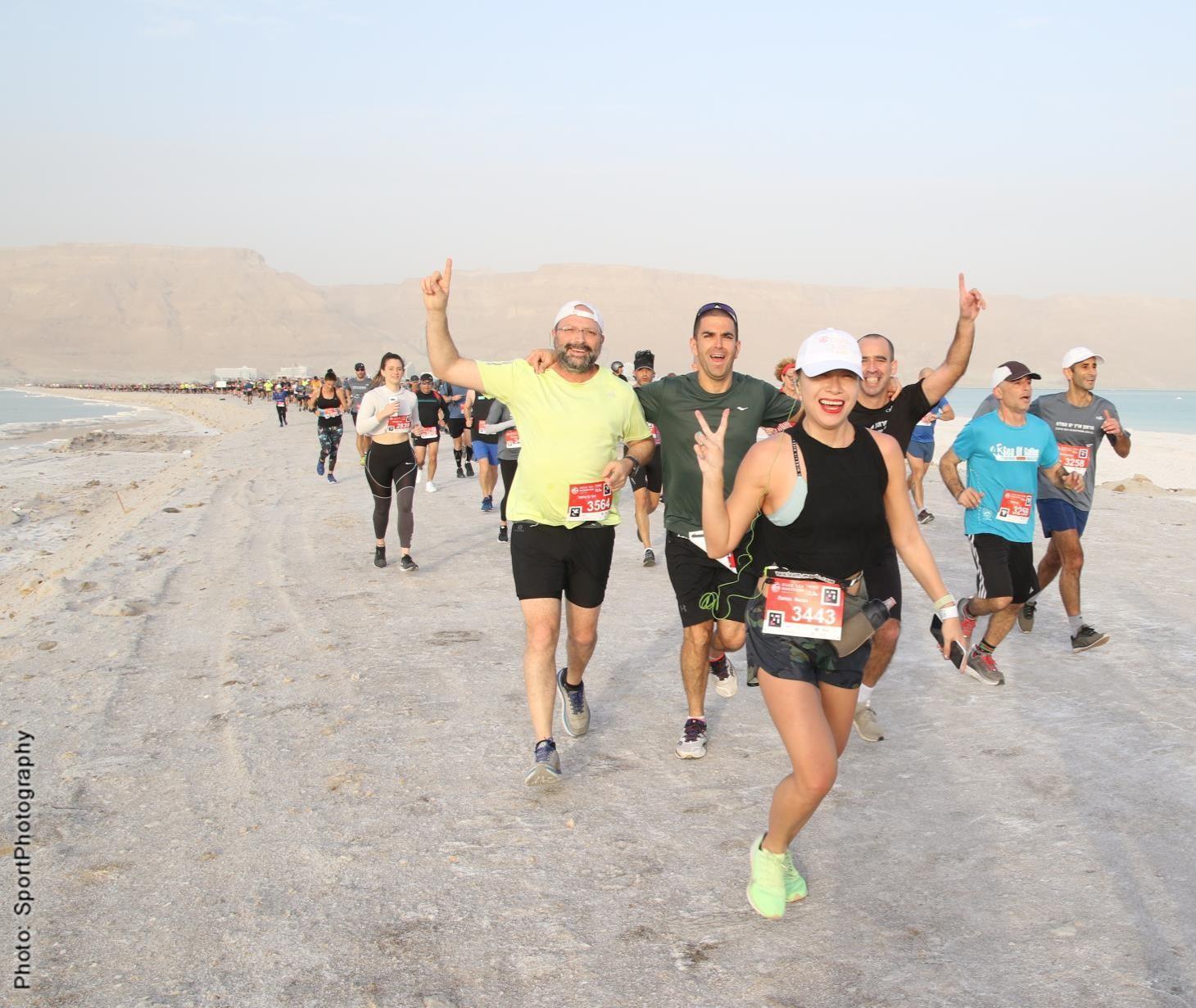 Dead Sea half 3